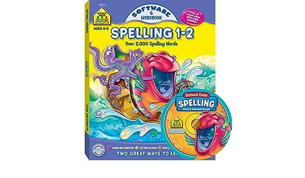 Spelling 1 - 2: Over 2, 000 Spelling Words: Arlene Henkel, Joan ...
