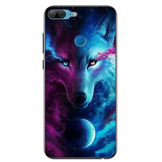 Amazon.com: Glass Phone Case On for Mate 10 Lite P20 Lite ...