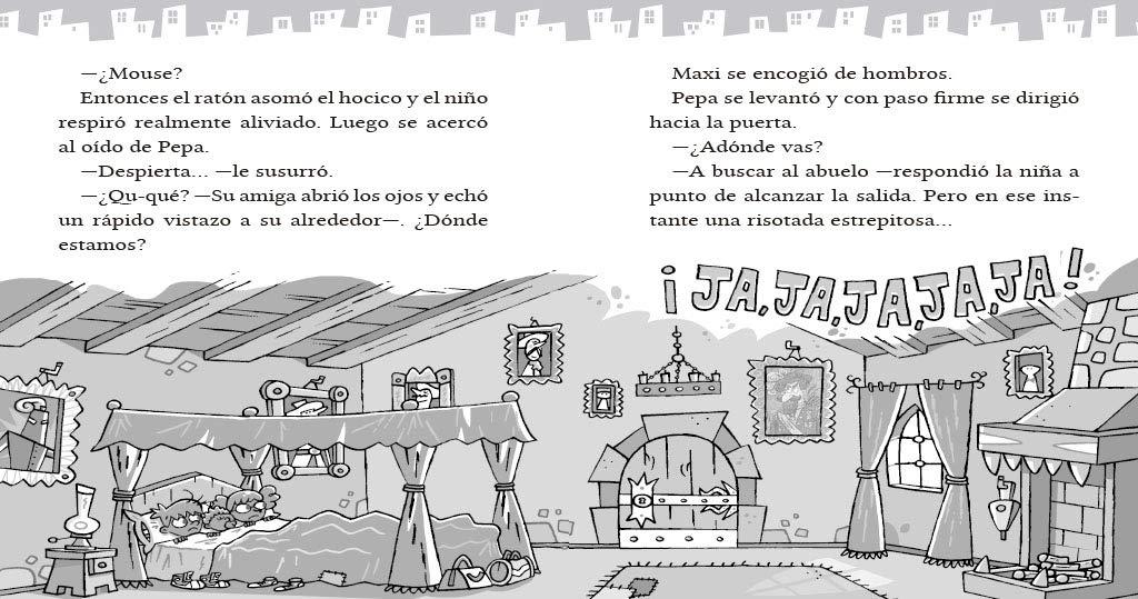 Los Buscapistas: El Caso Del Castillo Encantado (1) (Spanish Edition): TERESA/LABARI ILUNDAIN, JOSE ANG BLANCH: 9788415580706: Amazon.com: Books