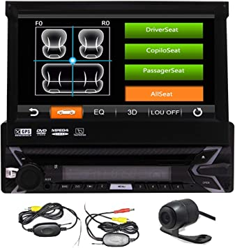 Amazon.com: Reproductor de navegación GPS para coche con ...