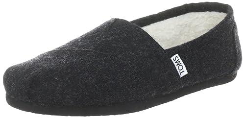 53aa6bef928 Toms Seasonal Classic Woolen Shoes Womens