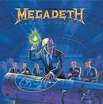 Megadeth Rust In Peace Vinyl Amazoncom Music