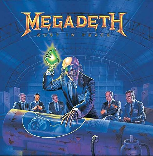 Megadeth - Rust In Peace [vinyl] - Zortam Music