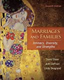 Marriages and Families 7th Edition