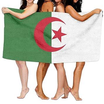 ukbaby serviette de plage drapeau de lalgrie 2032 x 3302