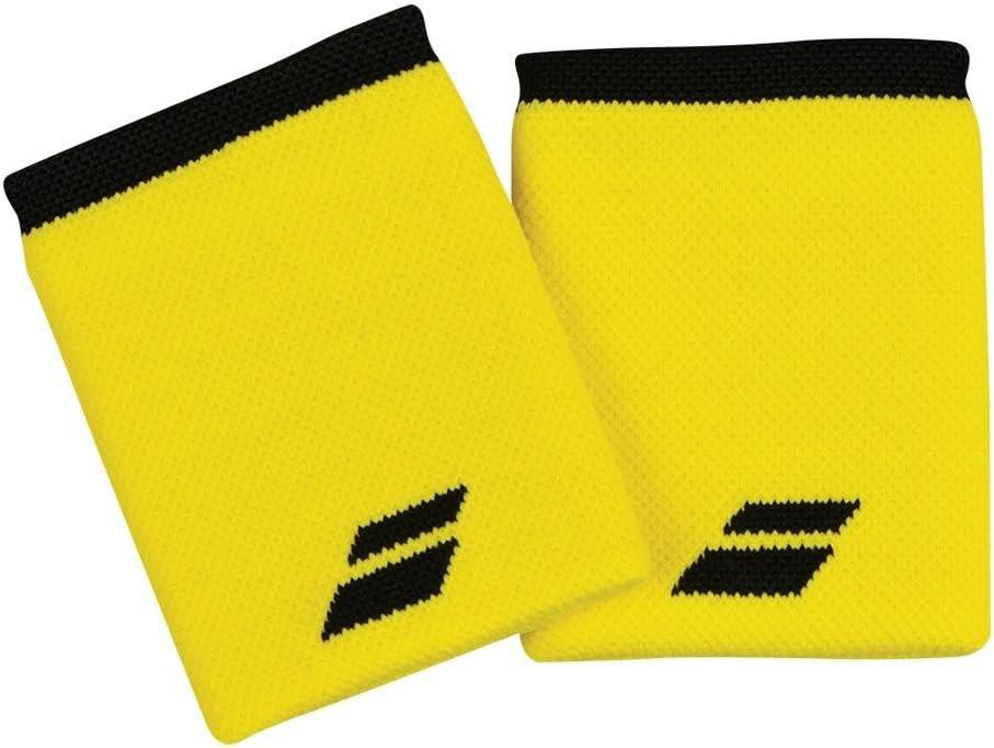 Babolat Logo Jumbo Wristband Muñequeras: Amazon.es: Deportes y ...