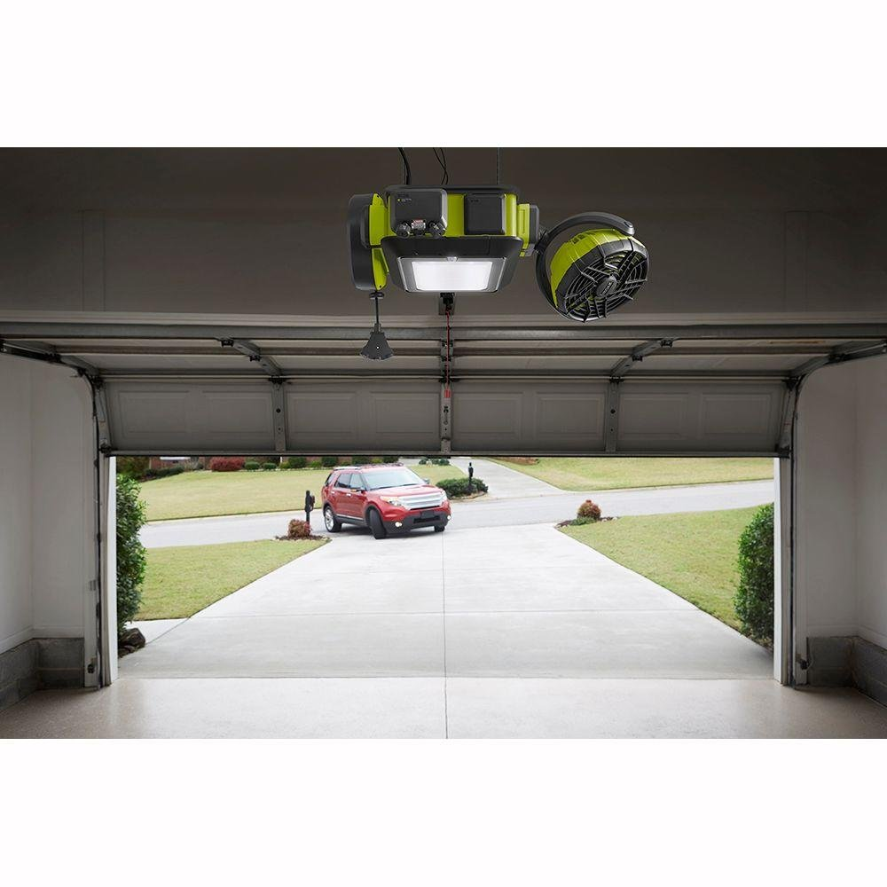 Ryobi Ultra-Quiet Garage Door Opener Model GD 200 by Ryobi