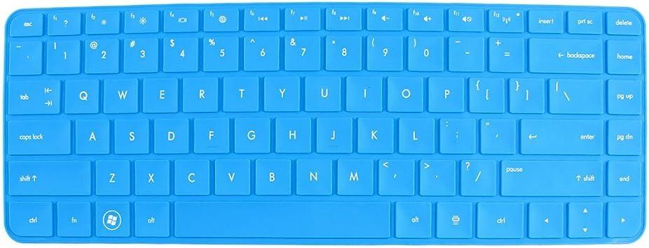 Guardia de silicona película de PC teclado piel del teclado ...
