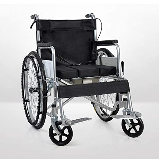 XXHDYR Silla de Viaje para Silla de Ruedas Ancianos discapacitados ...