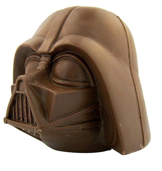 Chocolate Darth Vader