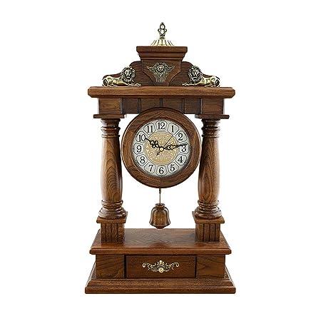 Fengfeng Reloj de péndulo, Relojes de Mesa de Escritorio, Relojes ...
