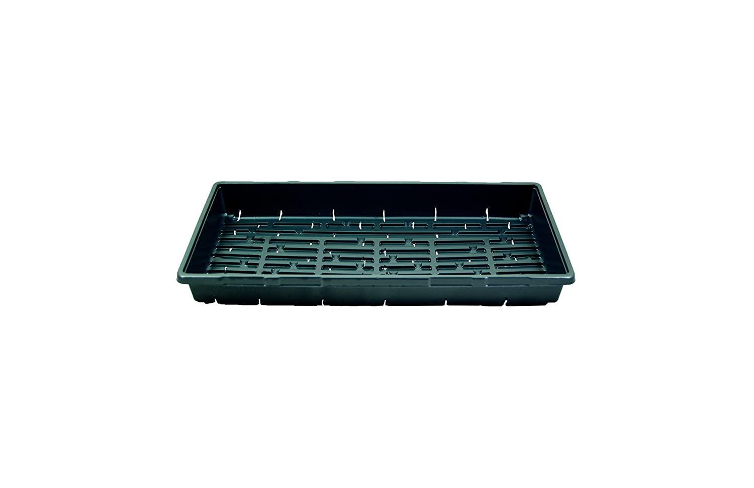 1020 Greenhouse Trays (With Holes) - Growing - Plant - Germination - Seed Tray - One Case of 100