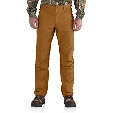39c65ae3b0df6 Amazon.com: Carhartt Men's 102282 Upland Relaxed Fit Field Pant: Clothing