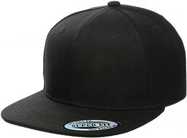 Baseball Cap Snapback Men Plain Washed Hats Classic Adjustable Blank Solid Hat