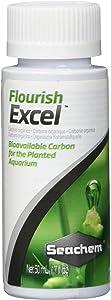 Seachem Flourish Excel Bioavailable Carbon - Organic Carbon Source for Aquatic Plants 50ml
