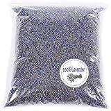 Fragrant Lavender Dried Lavender Buds,Ultra Blue Grade - 1/2 Pound - Dry Flowers