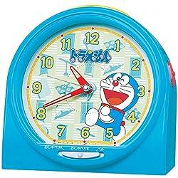 Doraemon talking alarm clock Alarm sound switch type (Blue paint) CQ137L