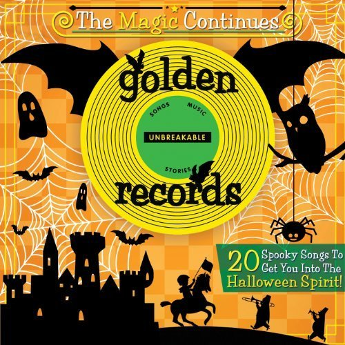 Spooky Halloween Hits by Golden Records (2012-05-04) for $<!--$16.02-->