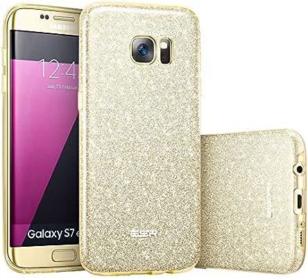 esr Funda Samsung Galaxy S7 Edge, Cárcasa Resistente Llamativa ...