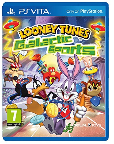 Looney Tunes: Galactic Sports (Playstation Vita) (UK IMPORT) by Sony