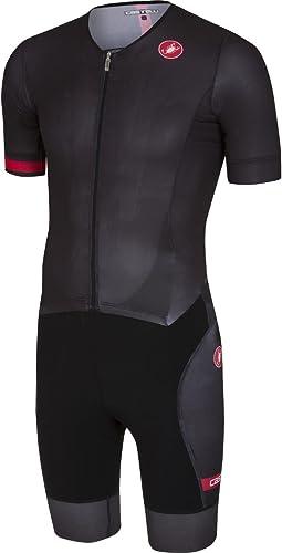Castelli Men's Free Sanremo Short Sleeve Tri Suit