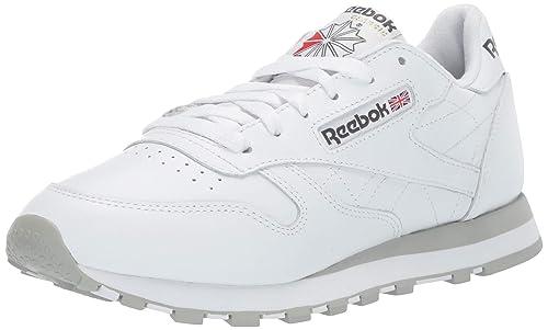 Reebok Reebok Classic Piel Zapatillas: Reebok: Amazon.es: Ropa y accesorios