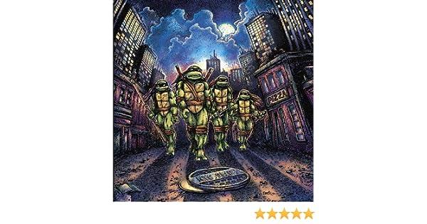 Teenage Mutant Ninja Turtles (Original Score)
