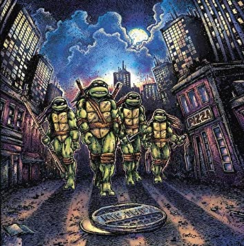 Teenage Mutant Ninja Turtles (Original Score)
