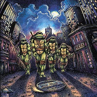 Teenage Mutant Ninja Turtles : John Duprez: Amazon.es: Música