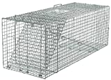 Limited Time Offer on Havahart 1081 Live Animal Professional Style One-Door Large Raccoon, Small Dogs, and Fox Cage Trap-Made in the USA.