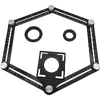 Ultimate Template - Regla de ajuste universal (varios ángulos)