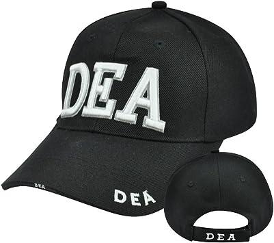DEA Agencia antidrogas Policía Agencia unidad gorra Velcro ...