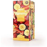 Prozis 12 x Yummy 4 g Fresa-plátano Auténtico