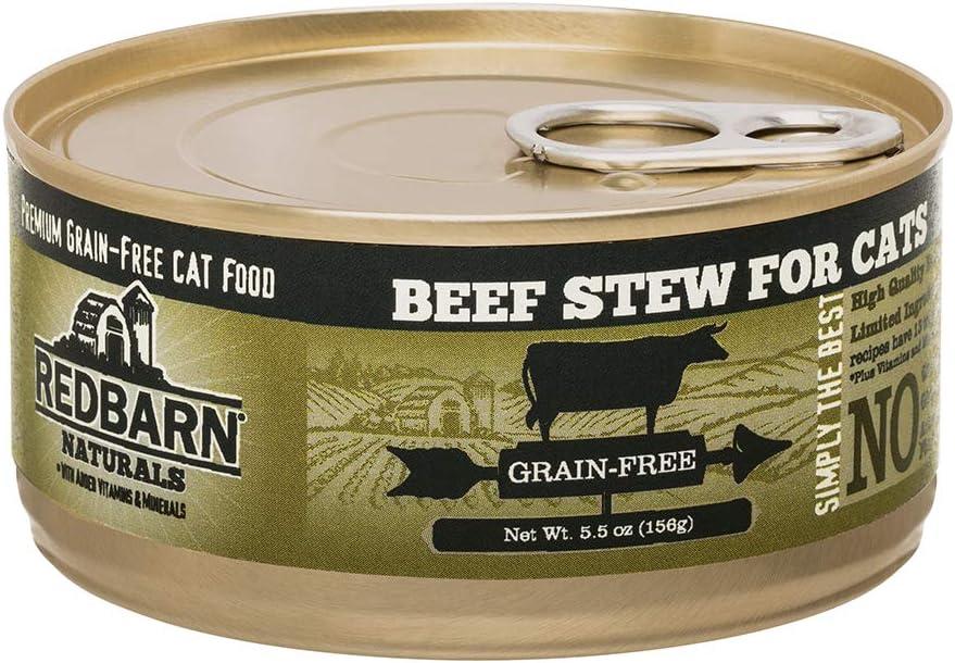 Redbarn Cat Stew Beef (24-Count)