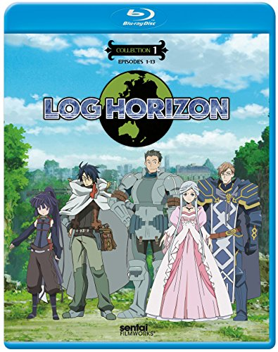 Log Horizon: Collection 1 [Blu-ray]