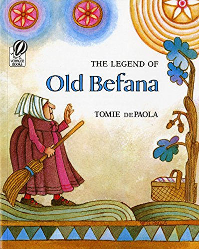 The Legend of Old Befana: Tomie dePaola: 9780152438173: Amazon.com ...