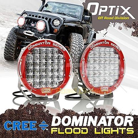 Optix 2pcs 192W 16400LM 9