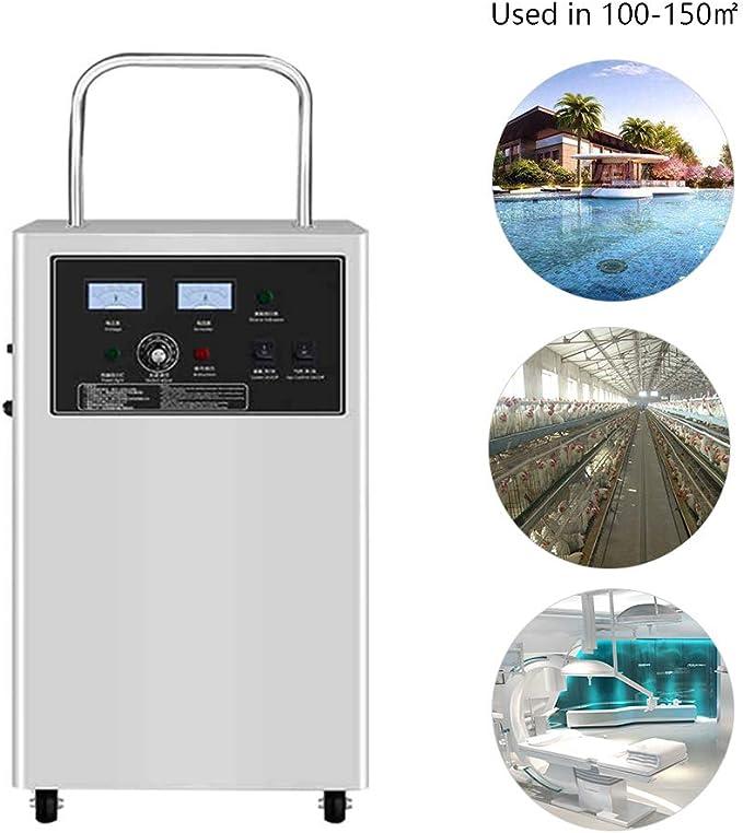 Raymonj Desodorante generador de ozono Comercial Industrial 16L ...