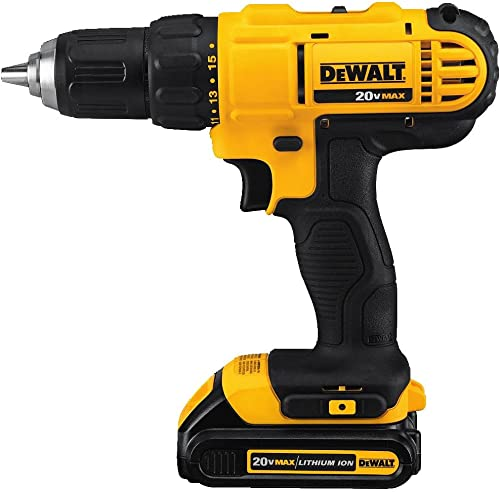 Dewalt dcd771c2 review - a powerful and compact cordless drill