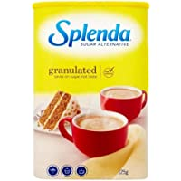 Splenda Granulated Sweetener 125G
