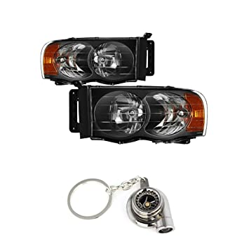 Amazon.com: Dodge Ram 1500 / Dodge Ram 2500/3500 - Faros ...