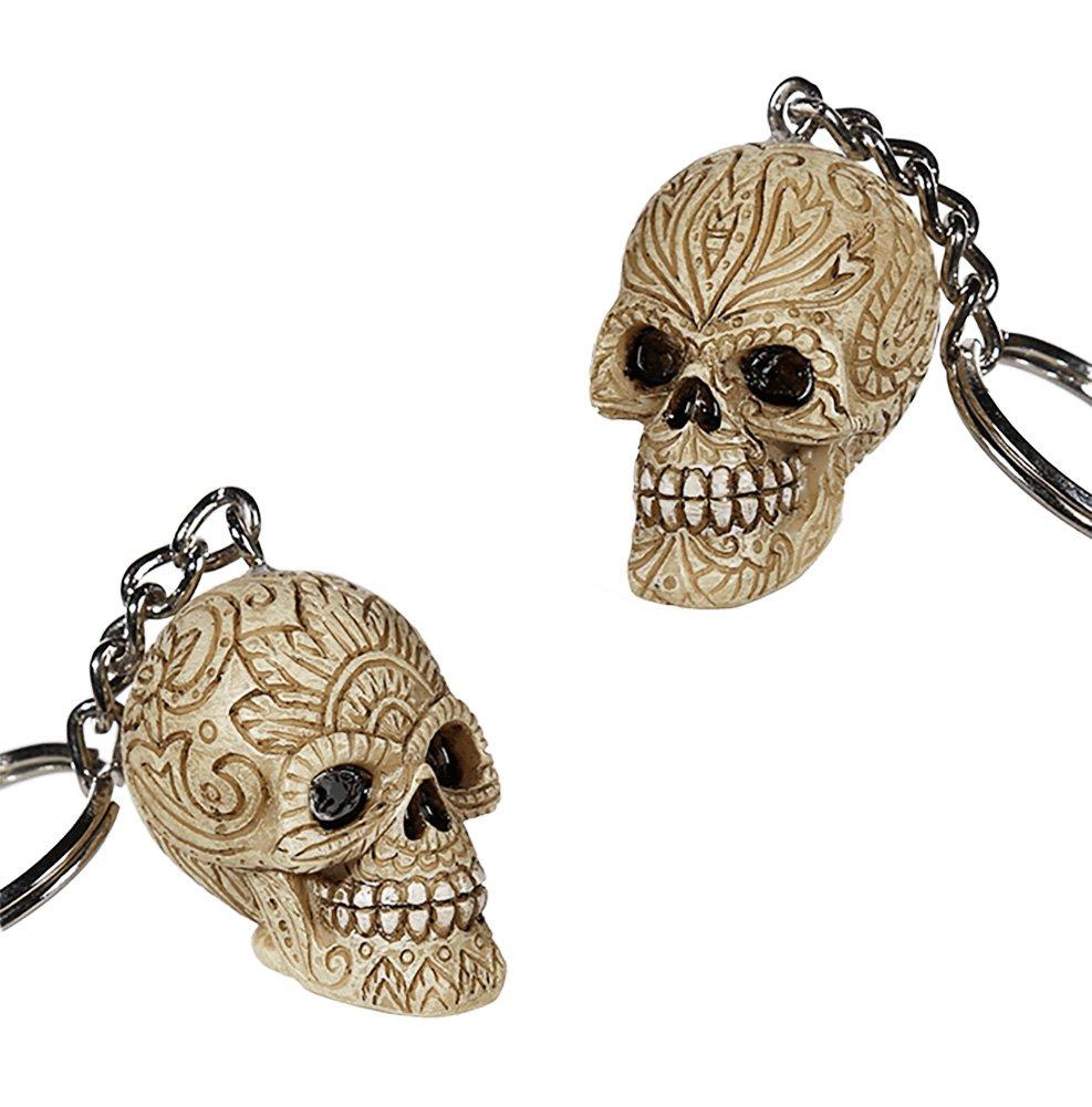 OOTB Cráneo del Llavero - Vendido Individualmente - patrón ...