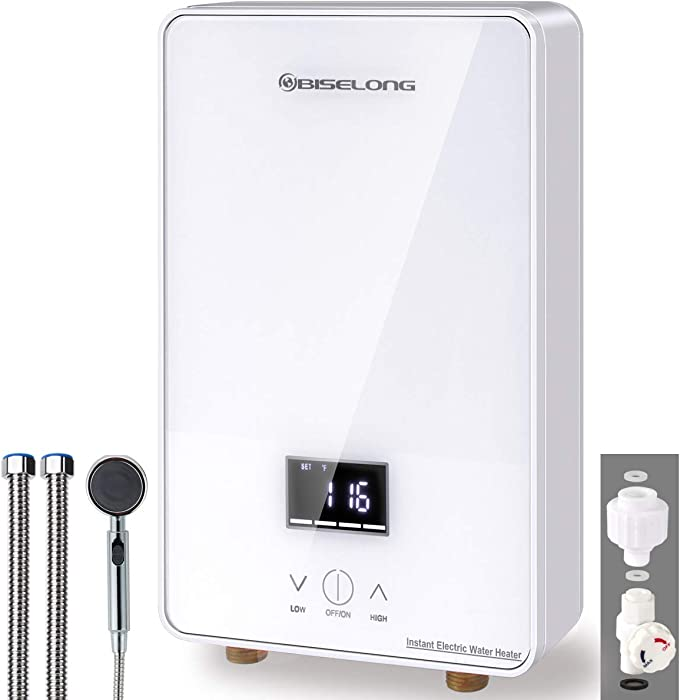 Top 10 40 Gallon Gas Water Heaters For The Home