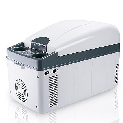 LI DANNA Cámping 20L Nevera Portátil Refrigerador Coche 12V 230V Correa De Transporte Portátil 2 Portavasos