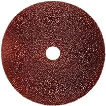 """3M Fibre Disc 381C, Aluminum Oxide, 5"""" Diameter, 24 Grit (Pack of 25)"""