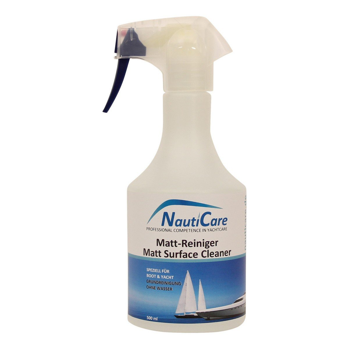 NautiCare Bootsreiniger Innen 500ml Boot Yacht