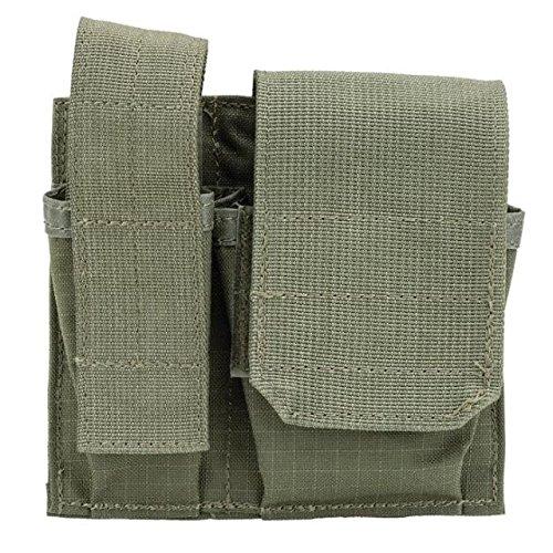 - BLACKHAWK! 37CL55RG Strike Cuff/Mag/Light Pouch, Ranger Green