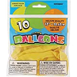 "Unique Industries, 12"" Latex Balloons, DIY Party"