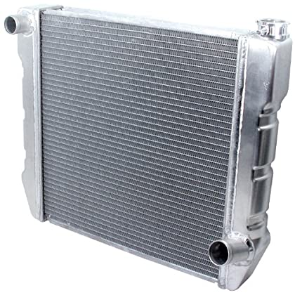 Image of Radiators Allstar Performance ALL30014 19' x 28' Aluminum Radiator for Chevy