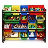 Discover Super-Sized Toy Storage Organizer